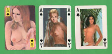 Aces of Spades playing cards selection  #084