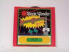 "STEVIE WONDER ""MASTER BLASTER / DUB VERSION"" 45w/PS"