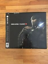 NEW - GEARS OF WAR 3 EPIC EDITION XBOX 360