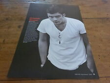 ORLANDO BLOOM - Mini poster - article !!! UK !!! 3 !!!