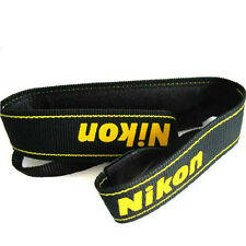 Genuine Nikon Neck Shoulder Strap for Nikon D60 D80 D90 D300 D3200 D5300 D7100