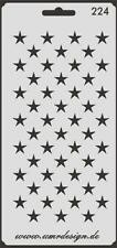 Scrapbooking Schablone S-224  Stern ~ Stencil ~ UMR-Design