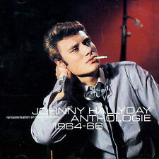 JOHNNY HALLYDAY**ANTHOLOGIE 1964-66**CD