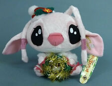 LILO & STITCH - Peluche ANGEL X-Mas 17 cm Import JAPON plush Rare