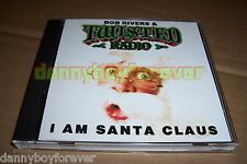 Bob Rivers & Twisted Radio NM CD I Am Santa Claus