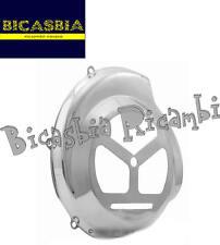 8541 - COPRIVOLANO GS STYLE ACCIAIO LUCIDATO VESPA PX 125 150 200 SENZ. AVV. ELE