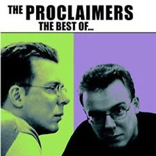 THE PROCLAIMERS The Best Of CD BRAND NEW