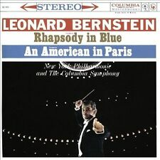 Gershwin: Rhapsody In Blue; An American In Paris (CD, Nov-2010, Sony Classical)