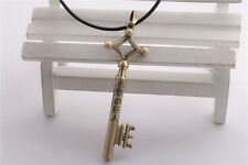 Attack On Titan Key Necklace Pendant Chains Anime Collectable Gift Accs Gift