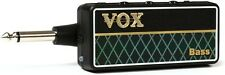 Vox amPlug 2 Bass Headphone Guitar Amp