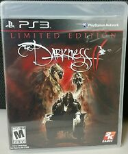 The Darkness II 2 Limited Edition Playstation 3 Sony PS3 GAME SEALED NEW USA ED