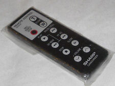 SHARP ORIGINAL G0023TA REMOTE CONTROLLER WIRELESS REMOTE CONTROL VIEWCAM VLE VL