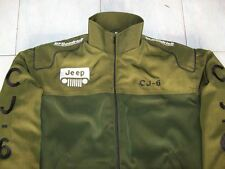 Nuevo jeep cj-6 fan-chaqueta verde oliva o negro Jacket Veste jas giacca Jakka