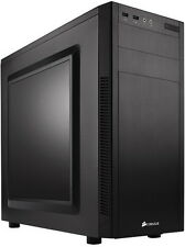 Corsair 100R Carbide Series Mid-Tower Computer Case Cabinet