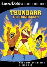 Hanna-Barbera Classic DVD: Thundarr the Barbarian Complete Series 4-Disc