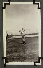 VINTAGE OLD CAR GOLF HACKER KIDS PRACTICING CLUB SWING MAINE MOXIE COVE PHOTO