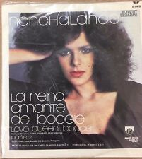 "NONCHALANCE LOVE QUEEN BOOGIE MEXICAN 7"" STILL SEALED PS SINGLE DISCO 1978"