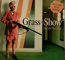 Grass Show - Out Of The Void (CD 1997)-Swedish Indie Rock/Grass~Show/with poster
