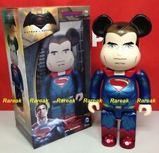 Medicom 2016 Be@rbrick DC Dawn of Justice Batman vs Superman 400% Bearbrick 1pc