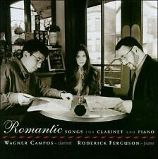 Unknown Artist Romantic Songs for Clarinet and Piano CD