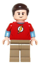 Lego Sheldon Cooper (idea013) The Big Bang Theory (21302) Minifigure Figurine