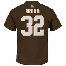 "NFL ""Eligible Receiver"" Player Name & Number Jersey T-Shirt Collection Men's"