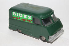 """1960's Hubley Real Toys Micro Metro Delivery Van, """"Sides Meat Market"""""""