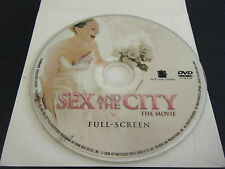 Sex and the City - The Movie (DVD, 2008, Full Frame) - Disc Only!!!
