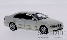wonderful modelcar BMW 520i E39 2002 - white - 1/43 - ltd.ed.700