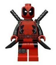 LEGO 6866 - Super Heroes - DEADPOOL - Mini Fig / Minifigure