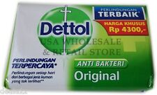 BUY3 GET 1 FREE 100g Dettol Anti Bacterial Bar Soap bar Original Formula