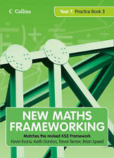 New Maths Frameworking - Year 7 Pupil Book 3 (Leve..., Speed, Brian Paperback
