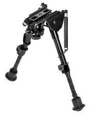 NEW Tactical Adjustable Rifle Bipod Fits CZ USA 527 452 453 550 Ruger 17/22 No.1
