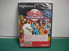 PlayStation2 - Taiko no Tatsujin Taiko Drum Master - NEW! PS2. JAPAN GAME. 42757