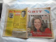 GRIT AMERICA'S FAMILY PUBLICATION-MARCH 8,1987-JANE CURTIN