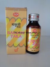 Lion Ayurvedic BAKUCHI BAVCHI OIL 50 ML, FREE SHIPPING WORDWIDE
