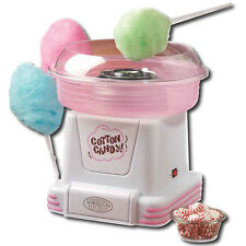Nostalgia Electrics PCM-805 Hard Candy / Sugar Free Cotton Candy Maker Machine