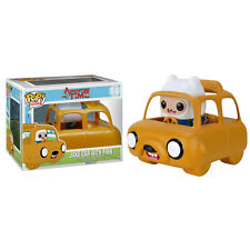 Funko POP! Television Rides - Adventure Time Vinyl Figure - JAKE CAR With FINN