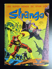 Strange N° 20 LUG 1971 BE + à TBE