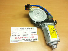 KIA SORENTO 2002-2006 GENUINE BRAND NEW WINDOW REGULATOR MOTOR LH FRONT