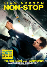 Non-Stop, New DVD, Michelle Dockery, Liam Neeson, Julianne Moore, Jaume Collet-S