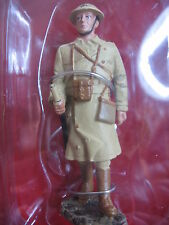FIGURINE HACHETTE  SOLDATS DE 14-18  # 60A OFFICIER BRITANIQUE 1917