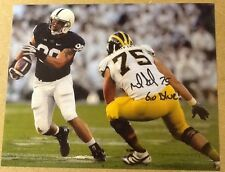 Michael Schofield Signed 8x10 Football Photo W / COA  Michigan