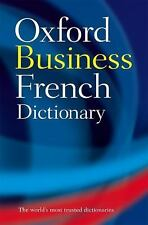 The Oxford French Business Dictionary-ExLibrary
