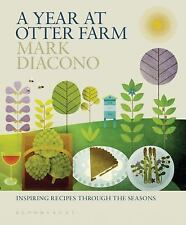 A Year at Otter Farm-ExLibrary