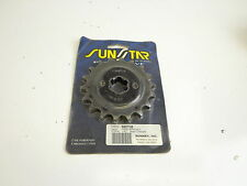 Sun Star Steel  Front Sprocket 18 Tooth 50718