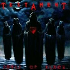 TESTAMENT - SOULS OF BLACK CD HEAVY METAL 10 TRACKS NEU