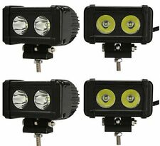 LED Fog Lamp OR Off Roading Lights For all SUV's (20W, 2 CREE LED's).