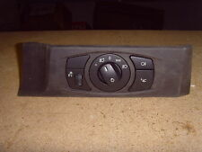 BMW 5 SERIES E60/E61 M5 LIGHT CONTROL SWITCH  6953709 (WITH HEAD UP DISPLAY)