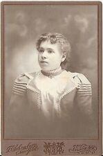 CAB photo Feine Dame - New York USA 1900er